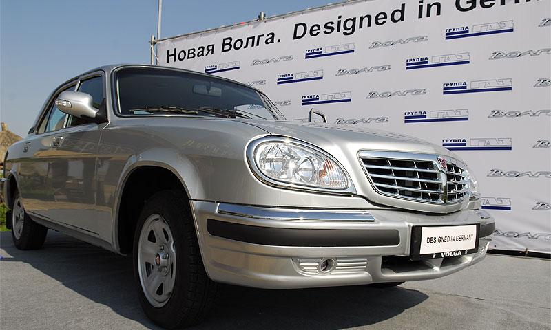 ГАЗ-31105 Волга 2007