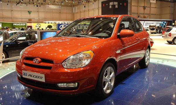 Европейская премьера Hyundai Accent