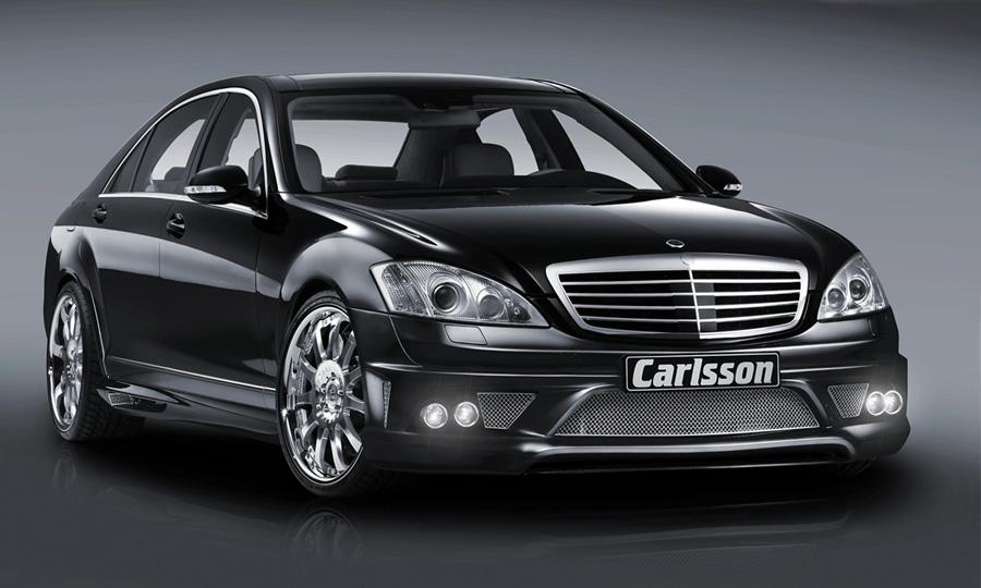 Carlsson представляет тюнинг-пакет для Mercedes-Benz S-Class