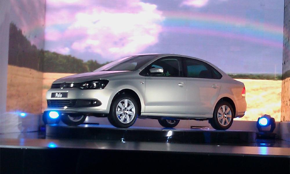 Volkswagen представил российский Polo по цене 399 000 рублей