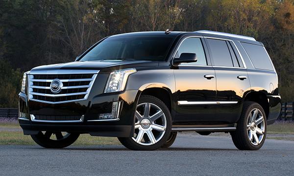 Названы цены на Cadillac Escalade российской сборки