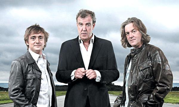 Бывшие ведущие Top Gear создадут новое шоу на канале Amazon