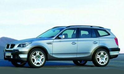 Второе поколение BMW X5 появится в октябре