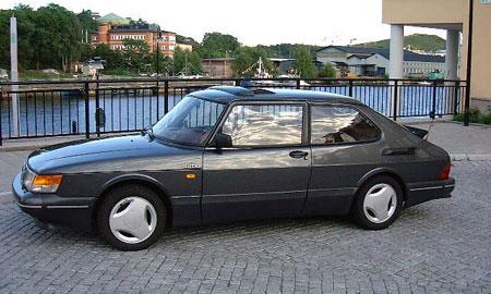 Saab 900 SPG 1989