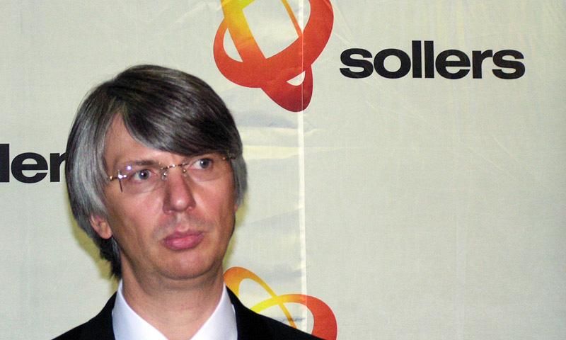 Генеральный директор ОАО Соллерс Вадим Швецов