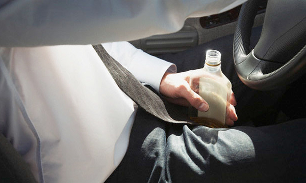 Пьяных водителей будут наказывать в зависимости от степени опьянения