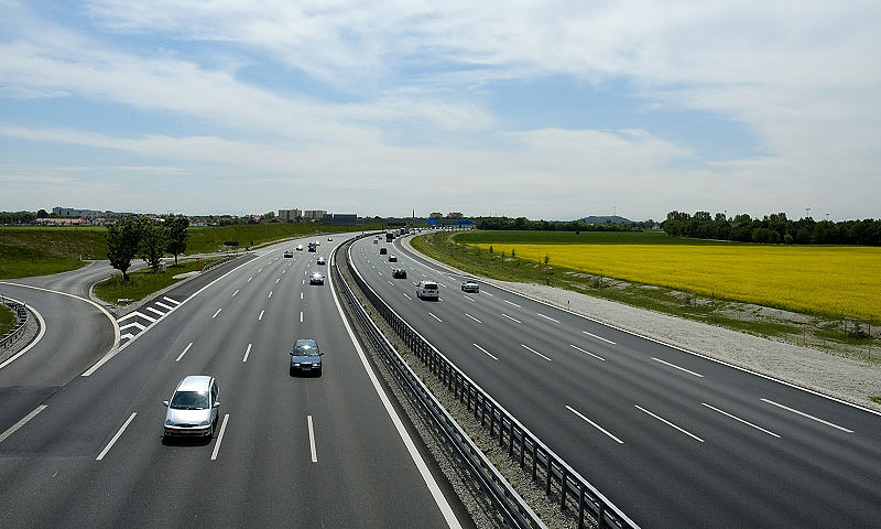 В России появится дорога, как в Германии