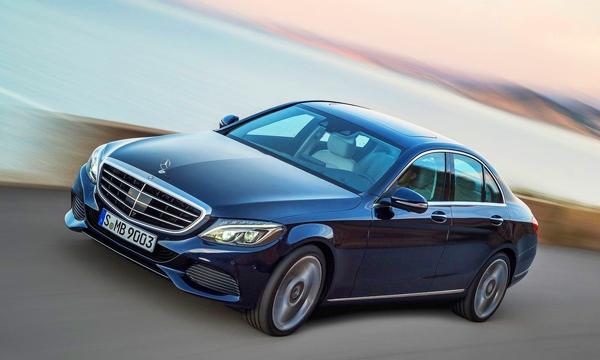 «Всемирным автомобилем года» стал Mercedes-Benz C-Class
