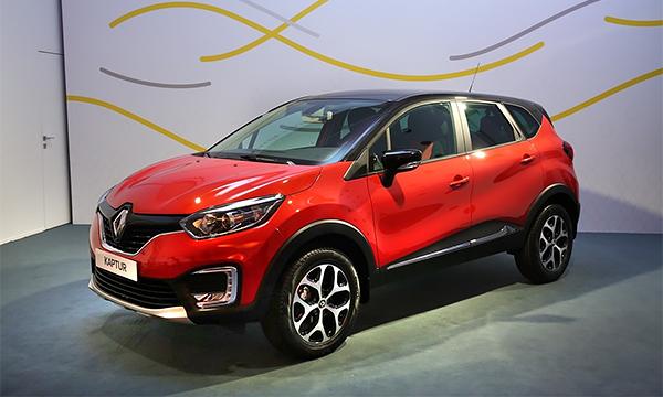 Renault представил бюджетный кроссовер для России