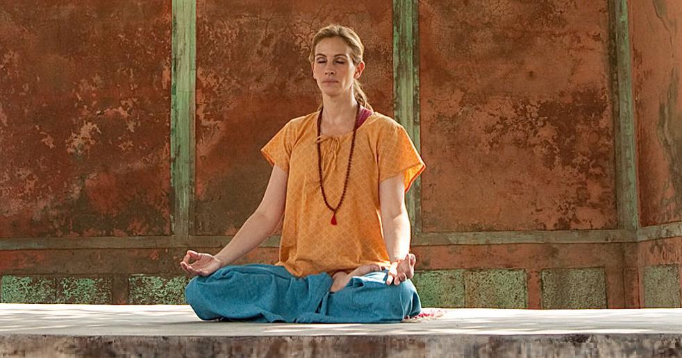 Кадр из фильма «Ешь, молись, люби»