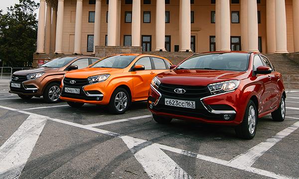 СМИ узнали о готовящемся повышении цен на Lada Vesta, Xray и Priora