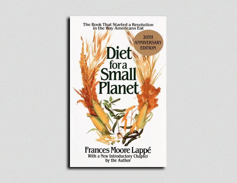 Фрэнсис Мур Лаппе, «Диета для маленькой планеты»