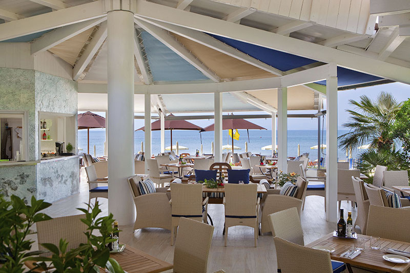 Ресторан La Spiaggia