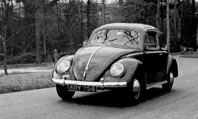 Volkswagen Beetle исполнилось 60 лет