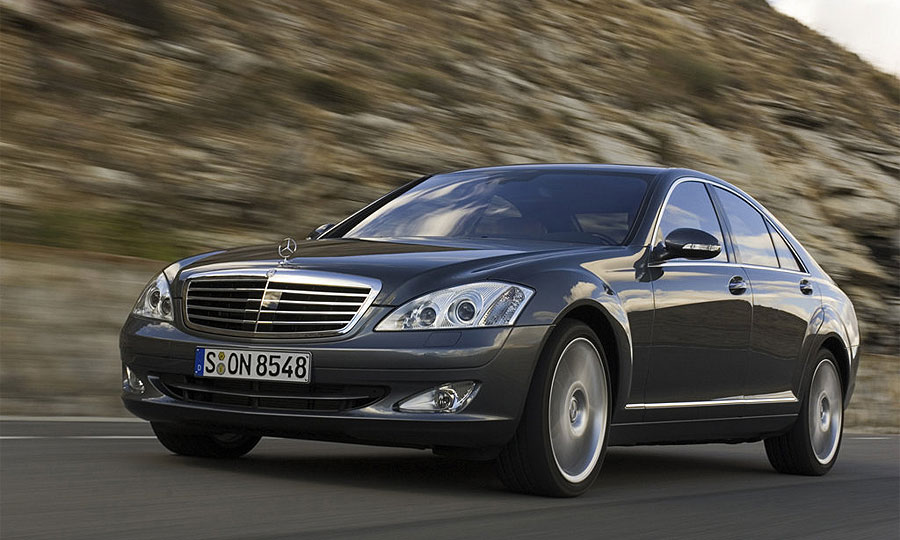 Mercedes-Benz S 350 4matic