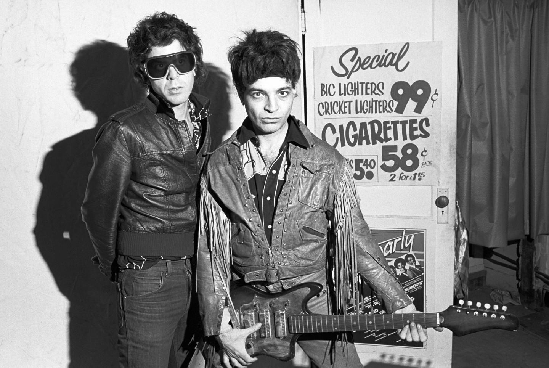 Дуэт Suicide | Мартин Рев и Алан Вега, 1980 г.