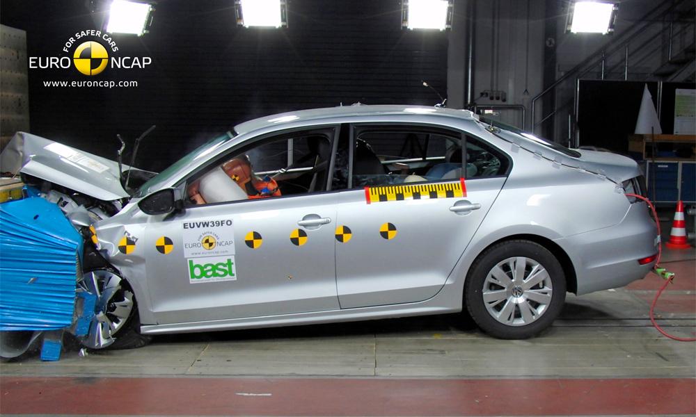 Автопром оказался не готов к ужесточению краш-тестов
