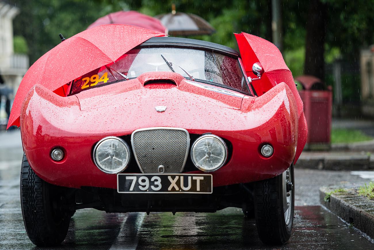 Фото: пресс-служба Mille Miglia