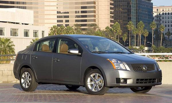 Nissan Sentra нового поколения