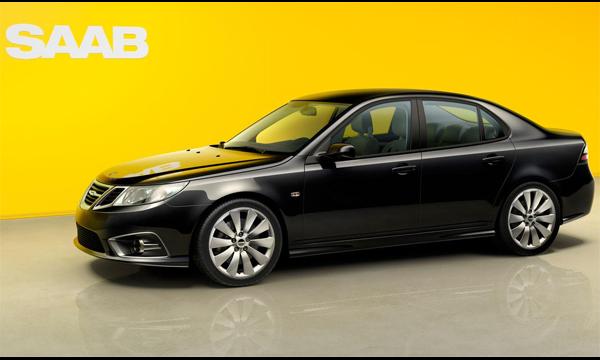 Saab назвал цены на седан 9-3 Aero