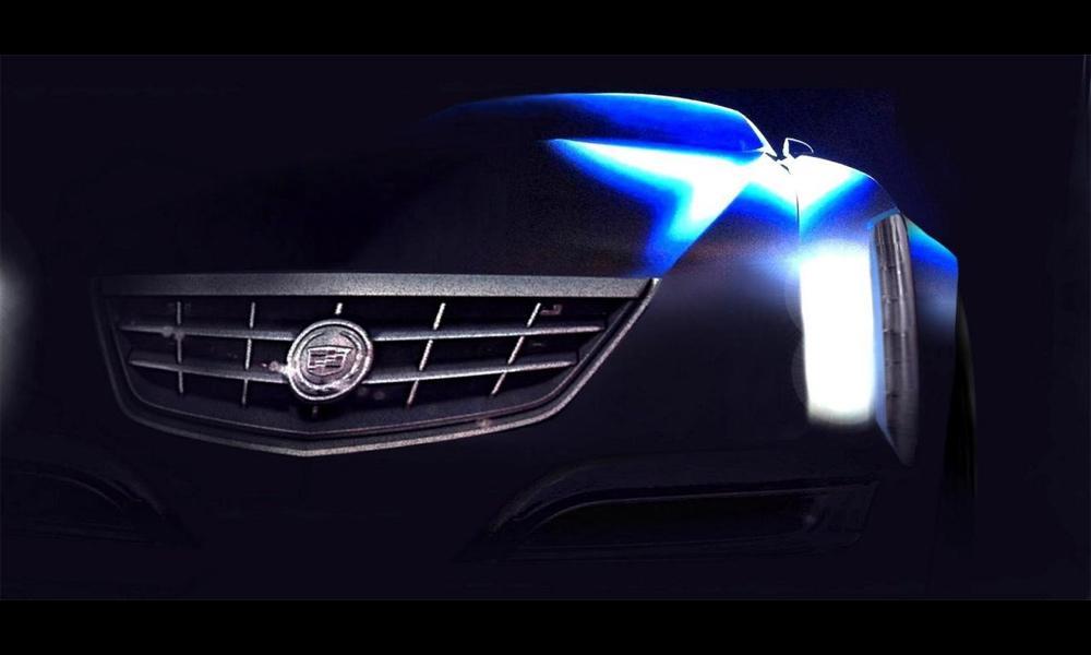 Новый Cadillac будет похож на легендарный DeVille