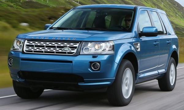 Land Rover снимает с производства внедорожник Freelander