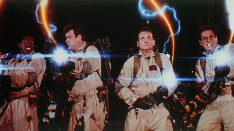 Кадр из фильма «Охотники за привидениями» , 1984