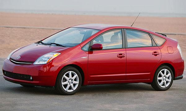Toyota Prius получила спортивную версию