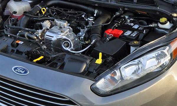 Ford запускает производство двигателей в России