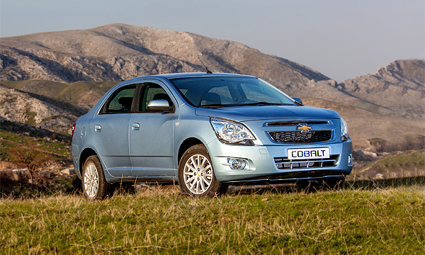Chevrolet Cobalt. Проверено прошлым
