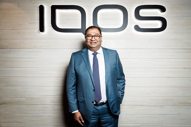 Ашок Рам Мохан, президент аффилированных компаний «Филип Моррис Интернэшнл» в России