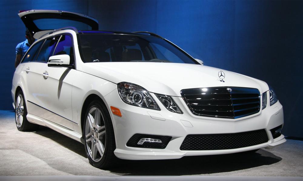Mercedes-Benz E350 4Matic Wagon