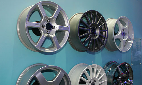 Ford решил делать колеса по-новому