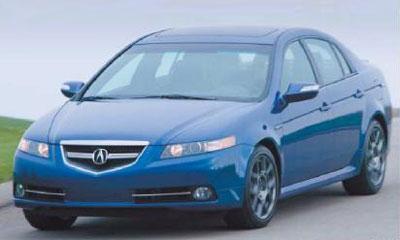 Acura TL получила заряженную версию