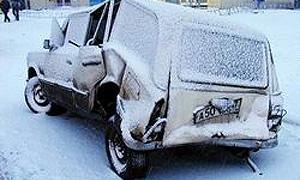 В Пензенской обл. в результате ДТП погибли 3 человека
