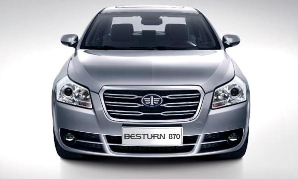 FAW привезет в Россию седан бизнес-класса