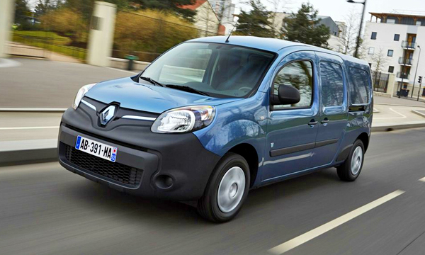 Renault объявил старт продаж нового Kangoo