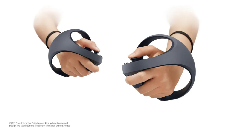 Новый VR-контроллер PS5