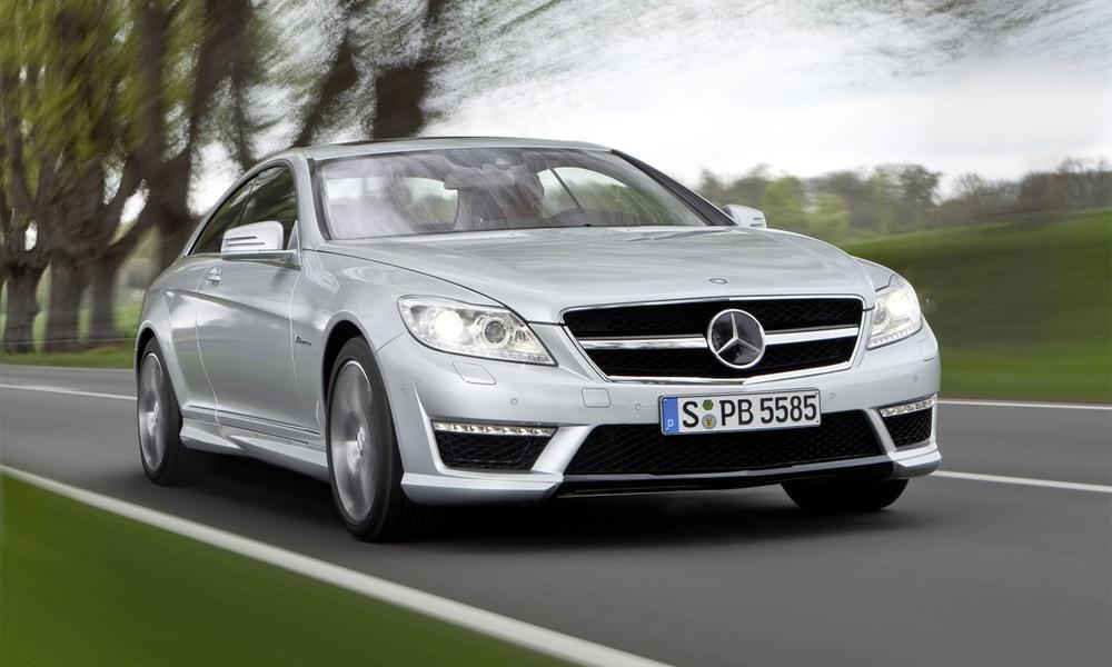 Mercedes-Benz СL 63 AMG