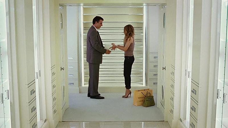 Кадр из фильма «Секс в большом городе»