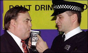 В Лондоне отмечено рекордное количество пьяных водителей