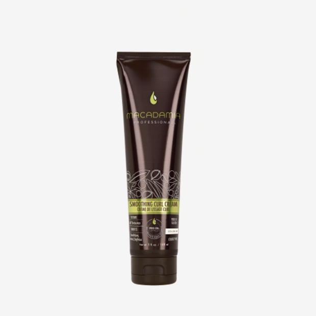 Средство из Плано  Крем для кудрявых волос Smoothing Curl Cream, Macadamia Professional