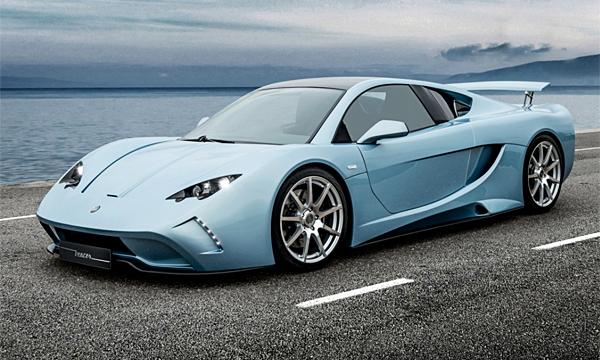 Компания Vencer представила серийный суперкар Sarthe