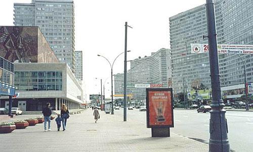 Новый Арбат все-таки станет пешеходным