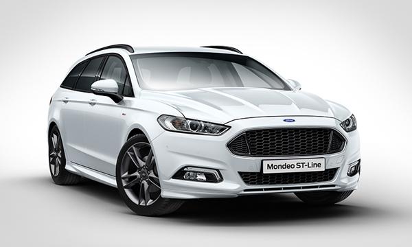 Ford представил спортивную версию Mondeo