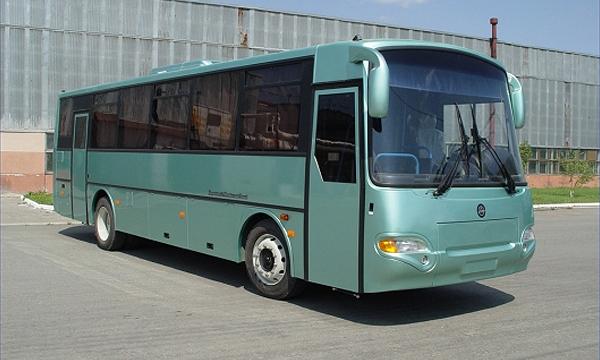 Группа «ГАЗ» отправит автобусы в Доминикану