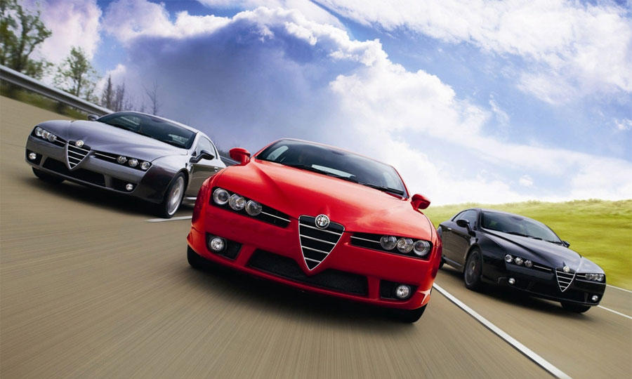 Alfa Romeo Brera S