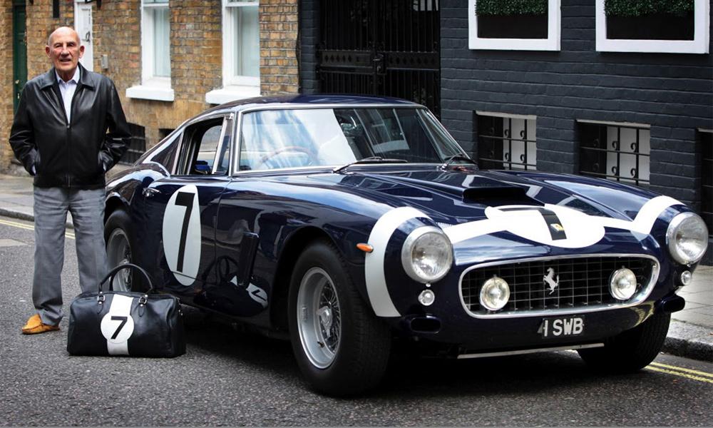 Стирлинг Мосс и Ferrari 250 GT SWB