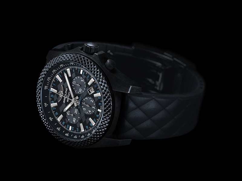 Bentley GT «Dark Sapphire» Edition, Breitling for Bentley — € 9490
