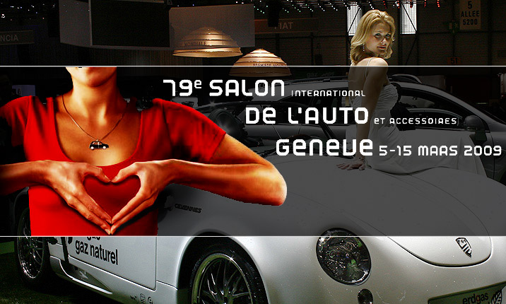 Самые желанные новинки Женевского автосалона – 2009